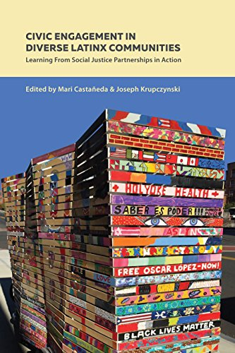 Learning Lang Arts - Civic Engagement in Diverse Latinx Communities: Learning From Social Justice Partnerships in Action (Critical Studies of Latinxs in the Americas)