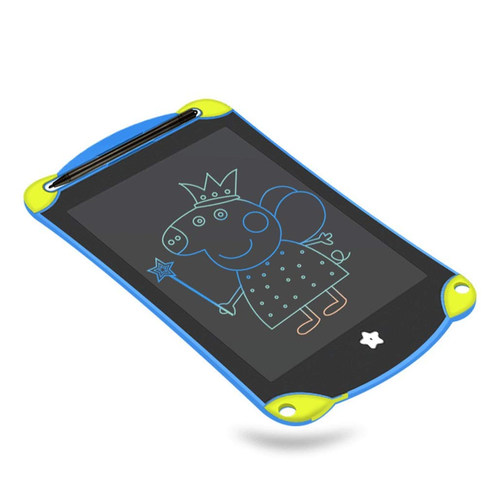 8.5 Inch Lcd Spelling Board Color Portable Drawing Board Suitable For Children And Children With Stylus Erase Magnetic Graffiti Sketch Digital Notepad Announcement Christmas Gift by LZSECSOE