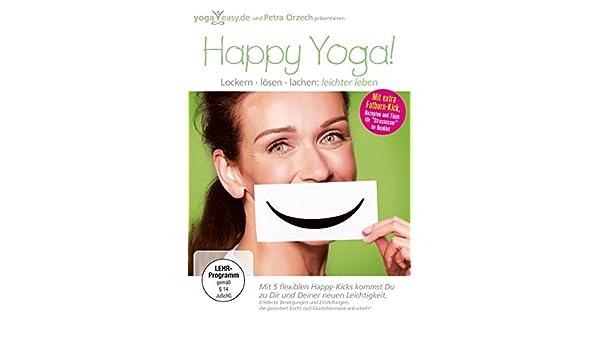 Yoga Easy - Happy Yoga! Lockern, lösen, lachen: leichter ...