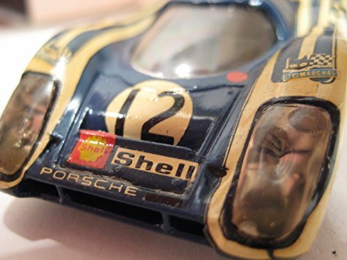 (Grand Prix Models (Autopilen) (Spain) Porsche 917K Shell/Bosch Pro-Built 1:43)