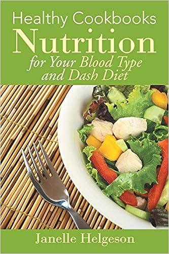 dash diet healthy eating books