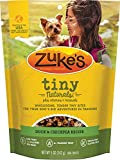 Zukes Tiny Naturals Delightful Duck Recipe Dog Treats 5 oz Made in USA