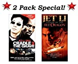 2 Pack JET LI Special: Cradle 2 the Grave & Legend of the Red Dragon