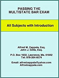 Passing The Multistate Bar Exam: The  Multistate Digest
