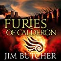 Furies of Calderon: The Codex Alera: Book One Audiobook by Jim Butcher Narrated by Kate Reading