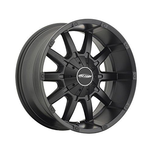 (Pro Comp Alloys Series 50 10 Gauge Wheel with Satin Black Finish (20x9