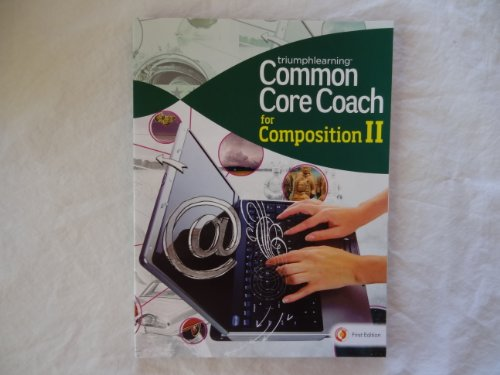 Common Core coach for Composition II