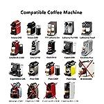 i-Cafilas-Nespresso-Capsule-Capsula-ricaricabile-riutilizzabili-Filtro-Capsula-in-Acciaio-InoxCapsulaTamperPennello-Cucchiaio
