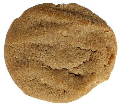Fresh Baked Peanut Butter Cookies (Dorothy Lane Market Peanut Butter Amish Cookie - Individual)