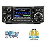 ICOM IC-7300 100W HF Transceiver W/ 3 YEAR Warranty and Ham Guides TM Pocket Reference Card Bundle Bundle Review