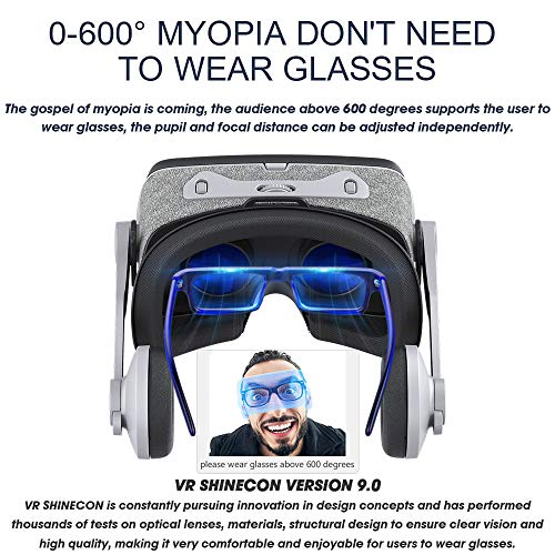 bae4465b2765 Jual   2018 New Version   Virtual Reality Headset