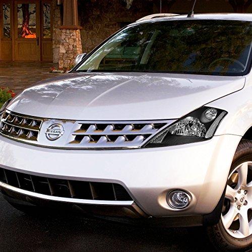 New NI2503155 Passenger Side Headlight for Nissan Murano 2003-2007