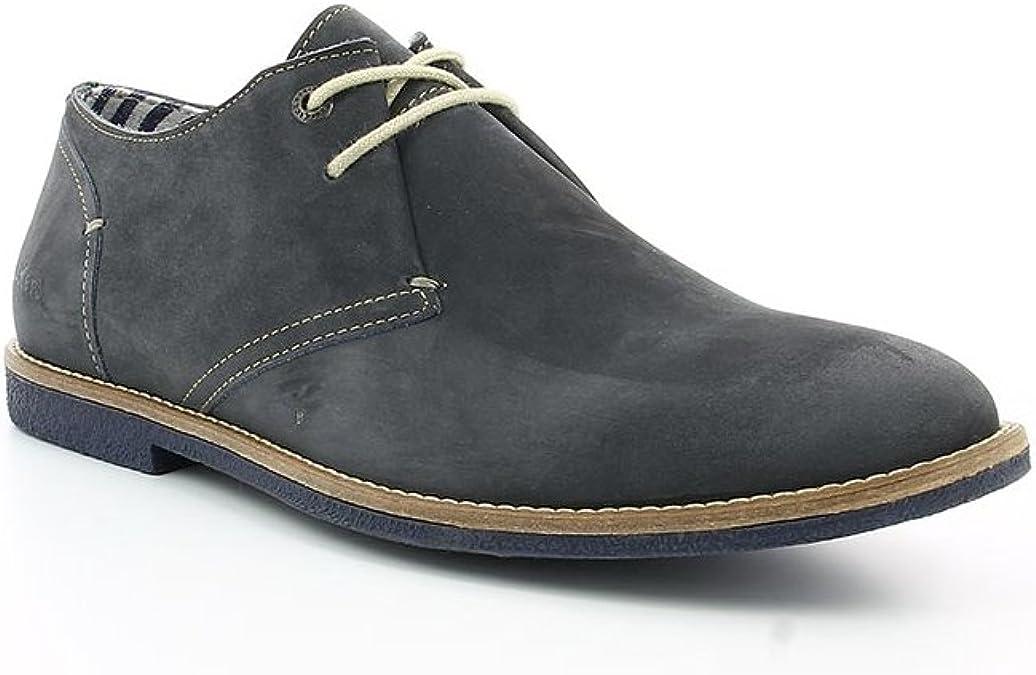 Kickers Backus, Zapatos de Cordones Derby para Hombre