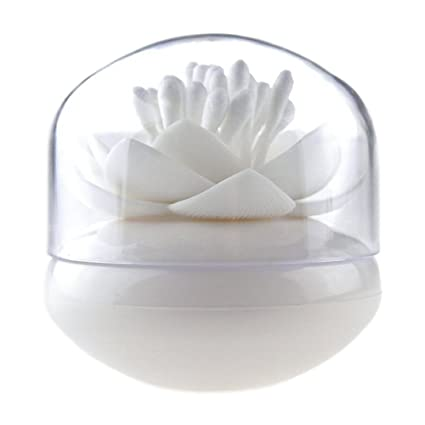 Bloss Cotton Swab Holder Q Tip Storage Cotton Swab Container Or Toothpick  Holder For Kitchen