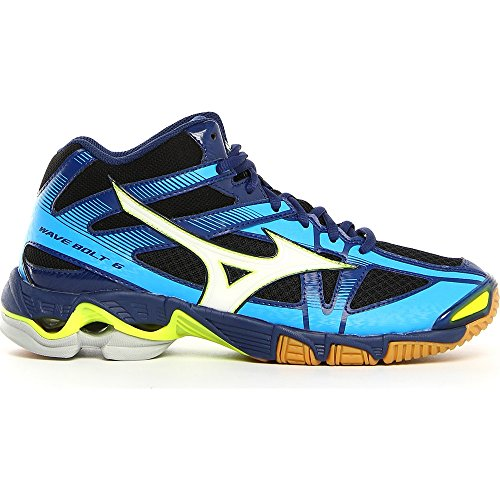 Mizuno Wave Bolt Mid, Scarpe da Pallavolo Uomo Multicolore