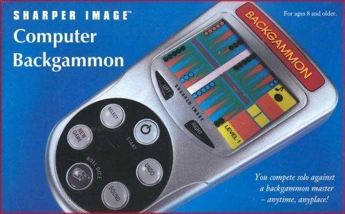 Computer Backgammon -
