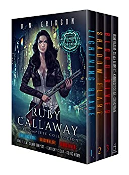 Ruby Callaway: The Complete Collection by [Erikson, D.N.]