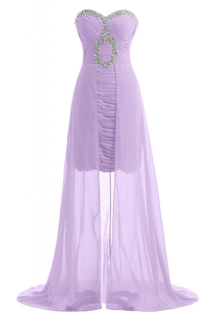 Sunvary -Vestido para Mujer de color Ver imagen de talla Ver ...