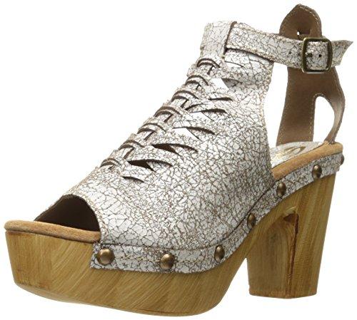 Sandal Nevata Women's Heeled Sbicca White nRAYx