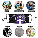 Holy Cross Crusaders Face Mask Mouth Cover Scarf