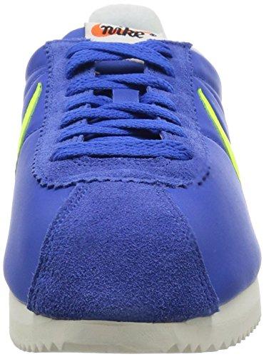 nike shox bella id - Nike Classic Cortez Nylon Aw Bleu 844855-470: Amazon.fr ...