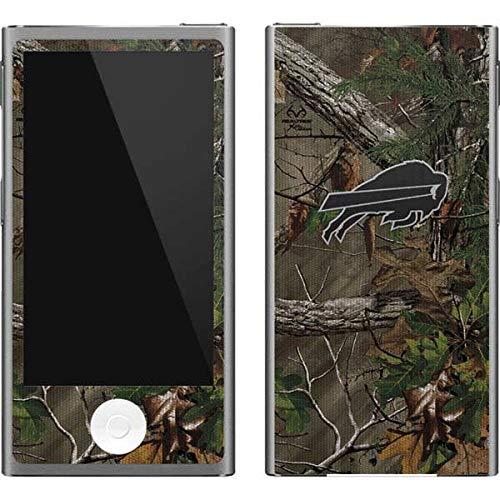 Skinit NFL Buffalo Bills iPod Nano (7th Gen&2012) Skin - Buffalo Bills Realtree Xtra Green Camo Design - Ultra Thin, Lightweight Vinyl Decal Protection
