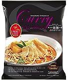 Prima Taste Curry La Mian, Singapore, 178g/6.2oz,(Pack of 12)