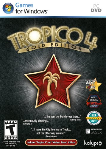 Tropico 4 Gold Edition - PC - Atl Mall