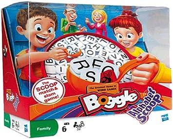 Hasbro M.B. Juegos Sopa DE Letras Boggle: Amazon.es: Juguetes y juegos