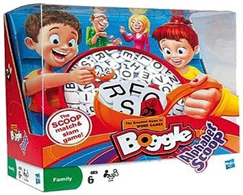 Hasbro M B Juegos Sopa De Letras Boggle Amazon Es Juguetes Y Juegos