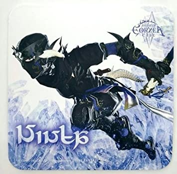 Amazon.com: Final Fantasy XIV Job Ninja DPS Coaster Eorzea ...