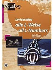Aqualog: Loricariidae All L-numbers, New 2nd. Edition