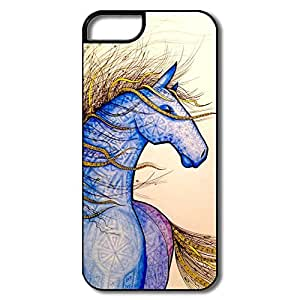 Brand Personalize Hard Shell IPhone 5 5s Cases - Horse