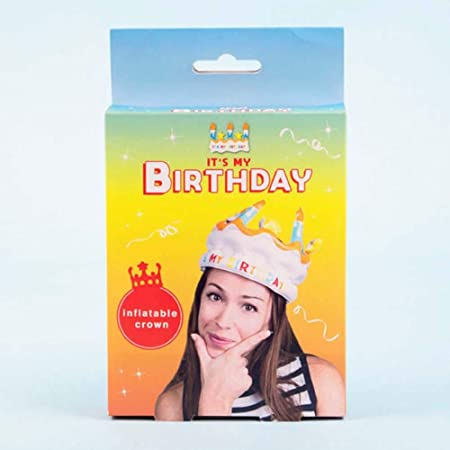 Fizz Creations 0685M - Corona Hinchable para cumpleaños ...