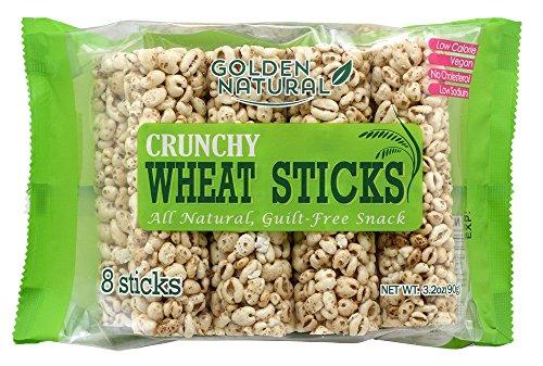 Golden Wheat Snack - 1