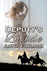 Deputy's Bride: MMF, Threesome, menage,romance (The Cowboys of Naked Bluff, Texas series Book 3)