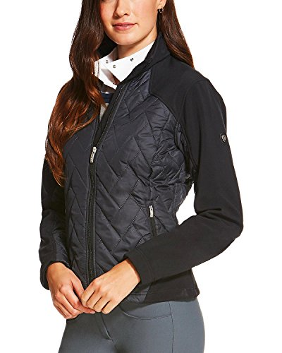 Ariat Womens Softshell Black Jacket Brisk fqHZ6Xq