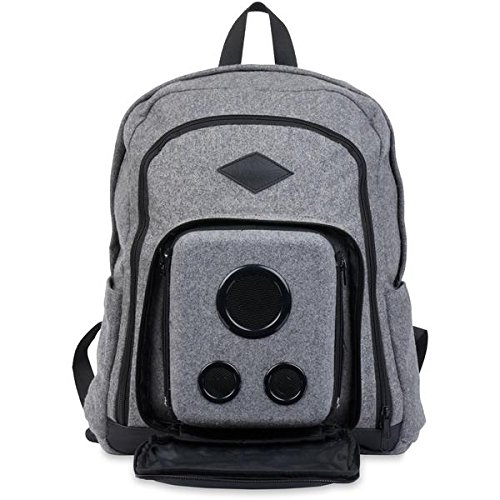 Backpacks With Speakers - Find A Cool Ipod Backpack With Speakers