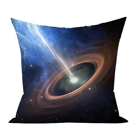 Amazon.com: LOKODO - Funda de cojín para sofá, diseño de ...