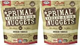 Primal Freeze-Dried Nuggets Venison Formula for Cats 28oz (2 x 14oz)