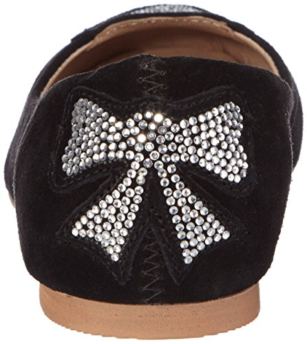 KRÜGER Diamond, Ballerines Fermées Femme Noir - Schwarz (Schwarz / 4)