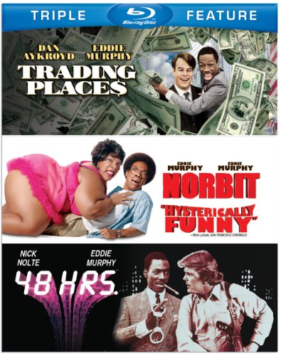 Eddie Murphy Triple Feature (48 Hrs. / Trading Places / Norbit) [Blu-ray]