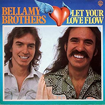 Bellamy Brothers Bellamy Brothers Let Your Love Flow Lp