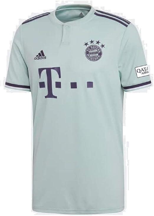 adidas Mens Soccer Bayern Munich Away Jersey