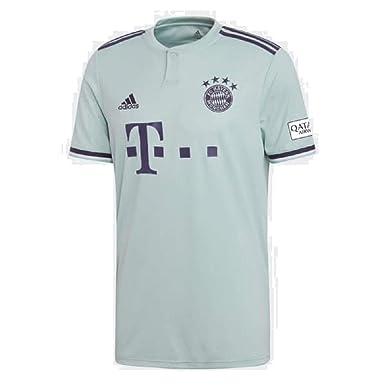 newest collection 47127 1e275 Amazon.com: adidas Men's Soccer Bayern Munich Away Jersey ...
