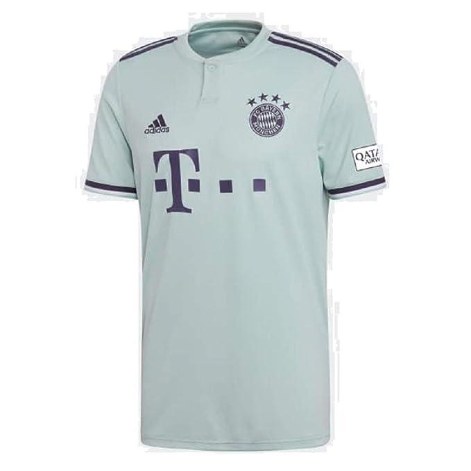 newest collection 310f2 8dbc3 Amazon.com: adidas Men's Soccer Bayern Munich Away Jersey ...