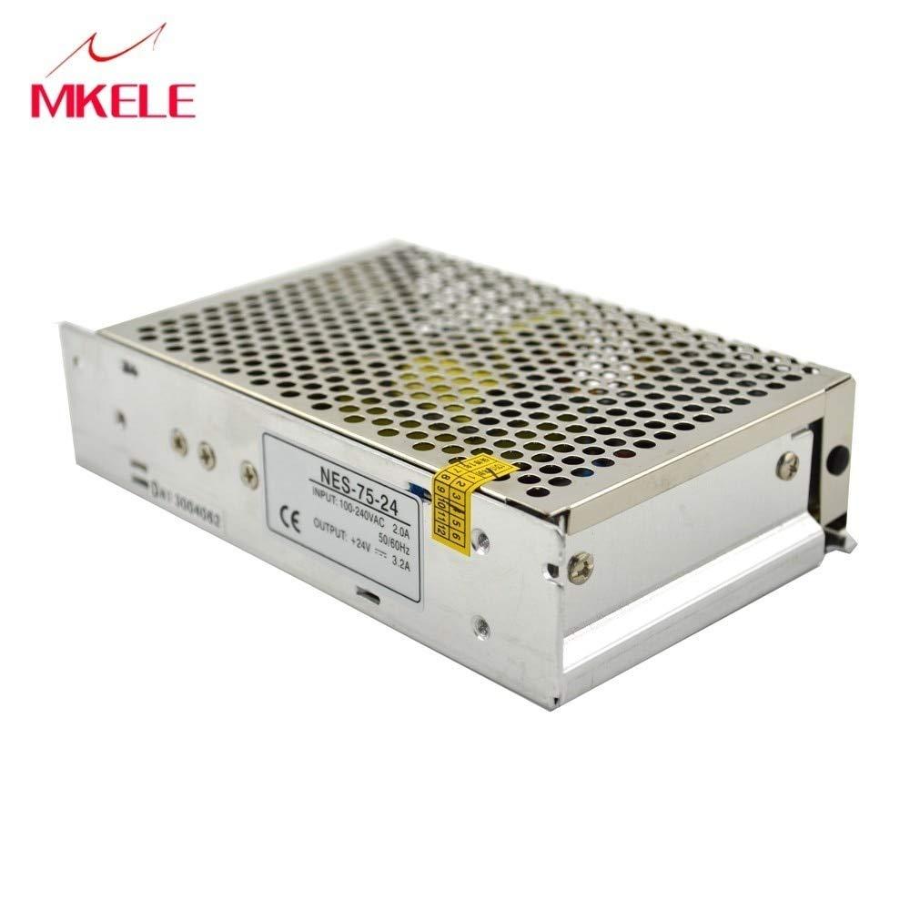 Utini NES-75-12 12 Volt Power Supply 12v Switching Power Supply 75W 6.2A Single Output Power Supply 12v CB UL