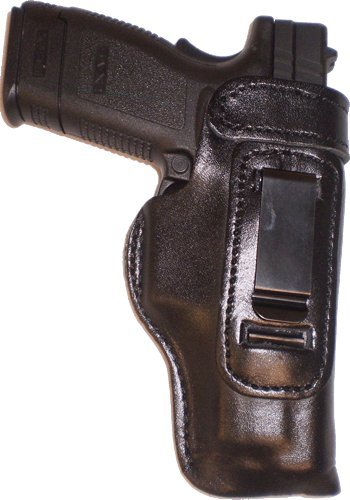 Ruger SR22 Heavy Duty Black Right Hand Inside The Waistband Concealed Carry Gun Holster (Sr22 Lh Holster)