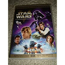 Star Wars Episode V: The Empire Strikes Back (Spanish Edition) Star Wars V: El Imperio Contraataca (1980 & 2004 Versions, Two-Disc Limited Edition / Audio: English, Spanish