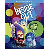 Inside Out (Blu-ray/DVD Combo Pack + Digital Copy)